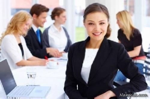 پاورپوینت زنان و مدیریت